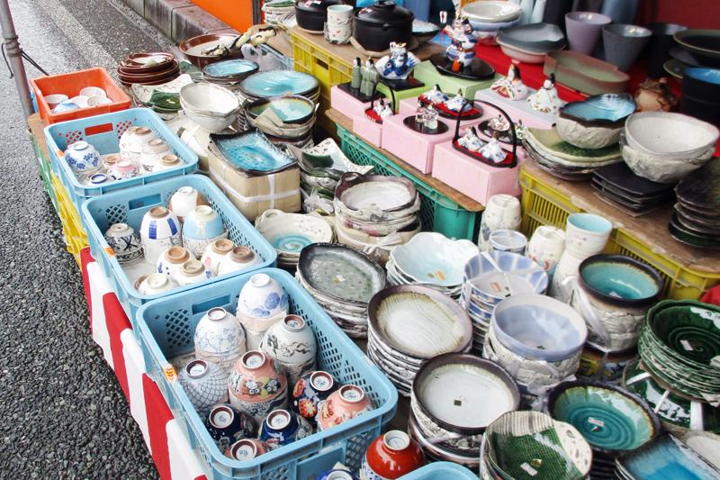 70回たじみ陶器まつり