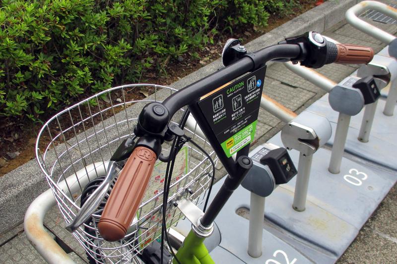 金沢 まちのり(自転車)